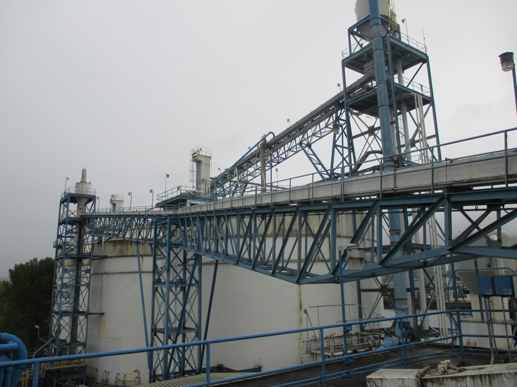 Cement Distribution Terminal