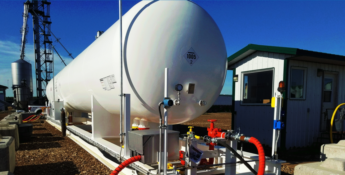 Standard Ammonia Skid Optimization